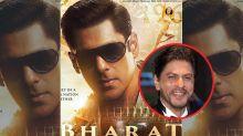 """Salman Khan's Bharat Trailer: Shah Rukh Khan Finds It """"Bahut Khoob"""""""