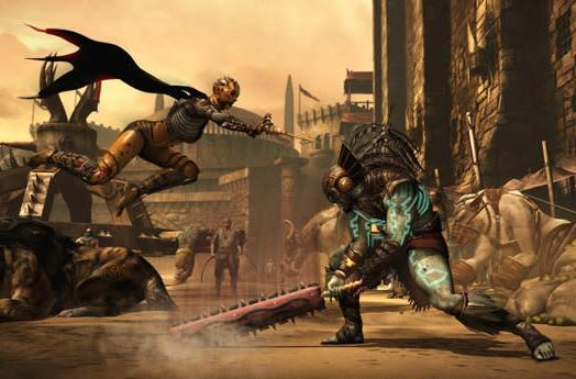 Mortal Kombat X to revive long-missing 'ality