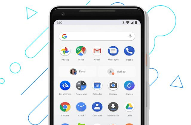 Android P's public beta is available today