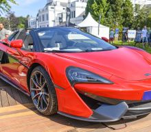 Coronavirus: Supercar maker McLaren to cut 1,200 jobs