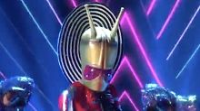'The Masked Singer' Unmasks Alien And It's Out Of This World