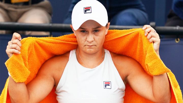'Only human': Ash Barty stunned by Australian Open villain