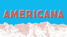 """""""Une des aventures les plus enrichissantes de ma vie"""" : Luke Healy raconte en BD dans """"Americana"""" son trek de 4280 km"""