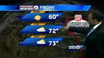 'A beautiful day' in store for your Friday