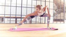 Karlie Kloss sportelt sich zum Model-Traumkörper