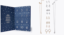 M&S launches £19.50 jewellery advent calendar