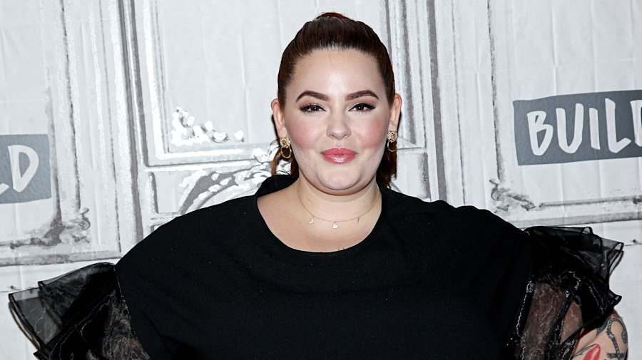 Tess Holliday slams Piers Morgan for saying she 'needs better friends' to tell her she's 'dangerously overweight'