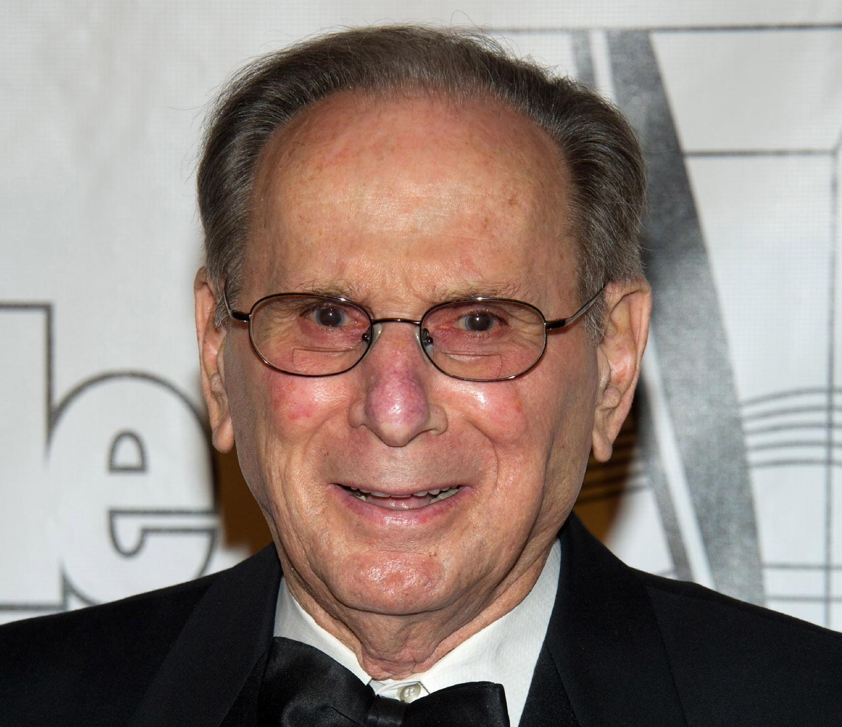 FILE - In this June 16, 2011 file photo, Hal David arrives at the 42nd Annual Songwriters Hall of Fame Awards in New York. David, who along with partner Burt Bacharach penned dozens of top 40 hits for a variety of recording artists in the 1960s and beyond, died Saturday Sept. 1, 2012 in Los Angeles. (AP Photo/Charles Sykes, File)