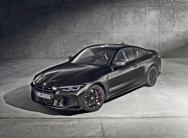 BMW M攜手紐約知名潮牌Kith設計時尚風強烈的特仕車M4 Competition x KITH