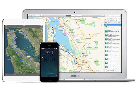 Apple reportedly snaps up social maps app Spotsetter