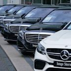 Rebound in US and China boosts sales at Mercedes Benz-owner Daimler