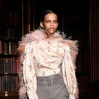 A Renaissance Trend Takes Over London Fashion Week