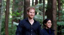 Prinz Harry und Herzogin Meghan geben neues Projekt bekannt