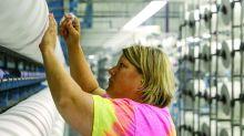 Triad textile maker shows second-quarter gains
