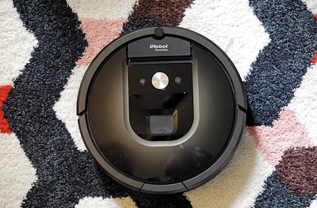 iRobot starts a patent war over robot vacuums (update: ITC case)