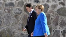 Merkel: 2nd summit may be needed on EU stimulus package