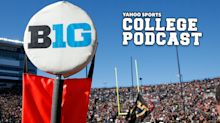 College Podcast: Latest from the Big Ten, Week 2 overreaction
