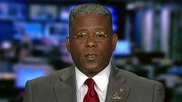 Rep. Allen West on deadly attack in Libya, presidential race