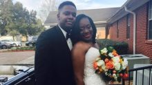 Bride who developed vitiligo before her wedding is encouraging others to love their body