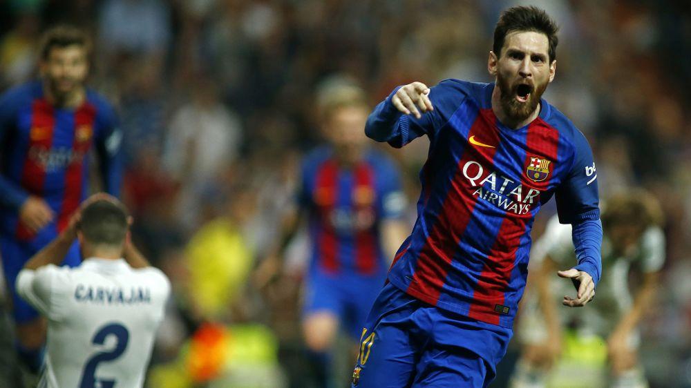 Barça, Messi illumine le Clasico et atteint la barre des 500 buts
