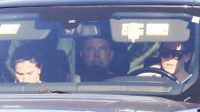Ben Affleck a rehab por tercera ocasión