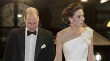 Mit diesem besonderen Accessoire ehrte Herzogin Kate bei den Bafta-Awards Lady Di