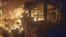 Gudang Elpiji di Siantar Terbakar, 5 Orang Tewas