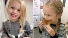 """""""Más tostadas, por favor"""": una niña autista pronuncia su primera frase en tres años"""