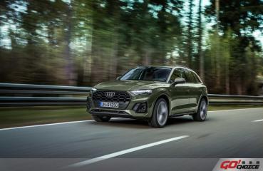 耀動新美學 四環休旅Audi Q5 | Q2 車系展開預售