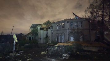 Seguin's home among many wrecked by tornado