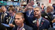 Wall Street drops as Rosenstein jitters add to trade woes