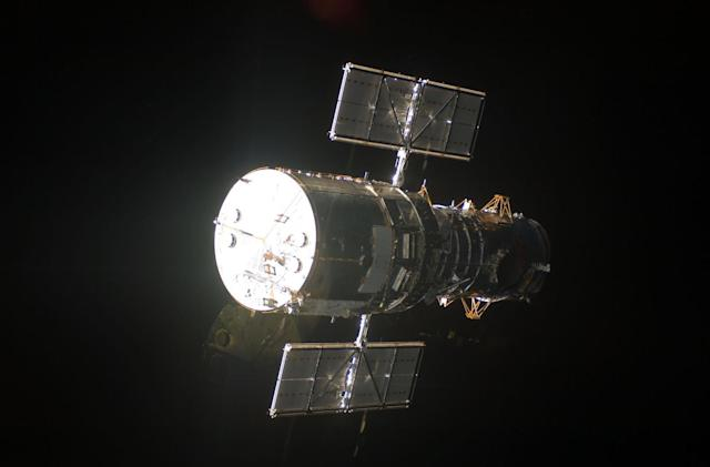 Hubble Space Telescope is in trouble after gyroscope failure