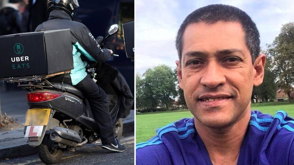 Uber driver 'kicked to death by gang' trying to steal his scooter