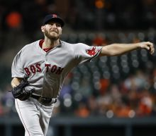 Chris Sale becomes first AL pitcher to record 300 strikeouts since 1999