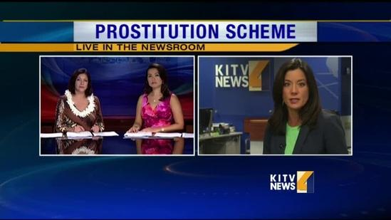 Survivor of prostitution scheme speaks out