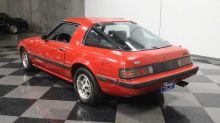 Drive Or Show This One-Owner 1984 Mazda RX-7
