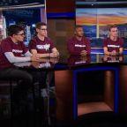 Watch Trevor Noah Interview Parkland Survivors on 'The Daily Show': 'We're Still in Pain' (Video)