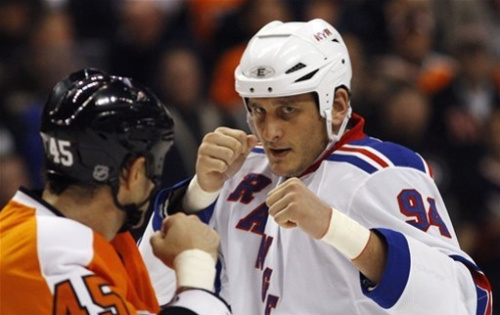 Report: Boogaard's parents sue NHLPA The Associated Press