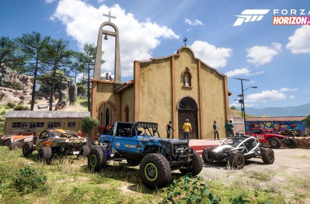 'Forza Horizon 5' will take players to Mexico on November 9th