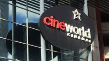 Not coming soon: Cineworld squeezed by movie delays, fears new virus curbs
