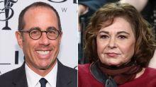 Jerry Seinfeld says firing Roseanne was 'overkill'