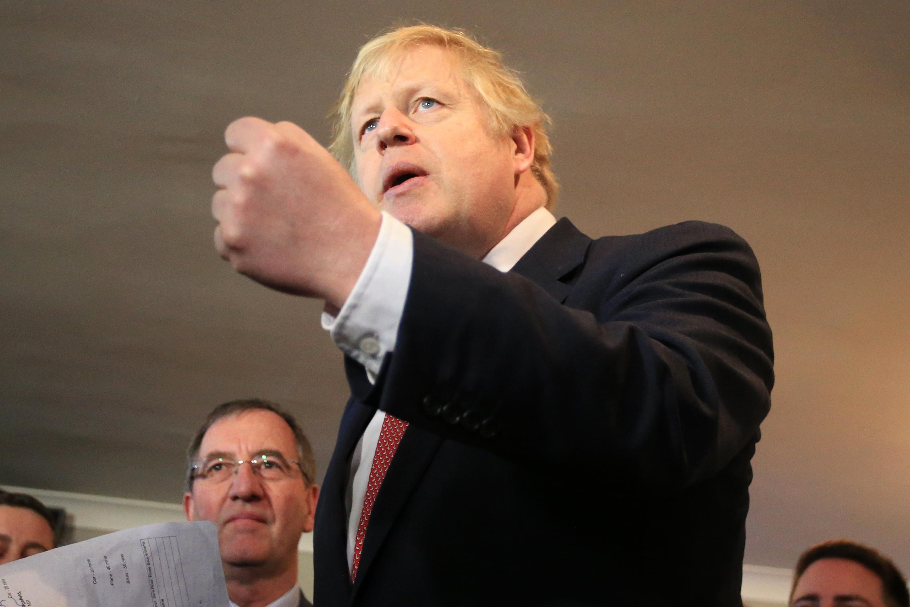 Ousted Labour MP says Boris Johnson will not 'get Brexit done'
