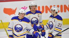 NHL: Sabres earn first victory, take down Flyers