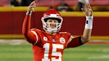 Patrick Mahomes autographed card sells for $4.3M, knocking Tom Brady from record spot