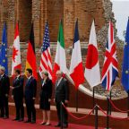 G7 leaders must not waver on Russia sanctions, says EU's Tusk