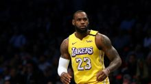 LeBron among US athletes outraged at black man's death