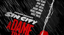 'Sin City: A Dame to Kill For' Reveals a Rainy, Smoky First Poster