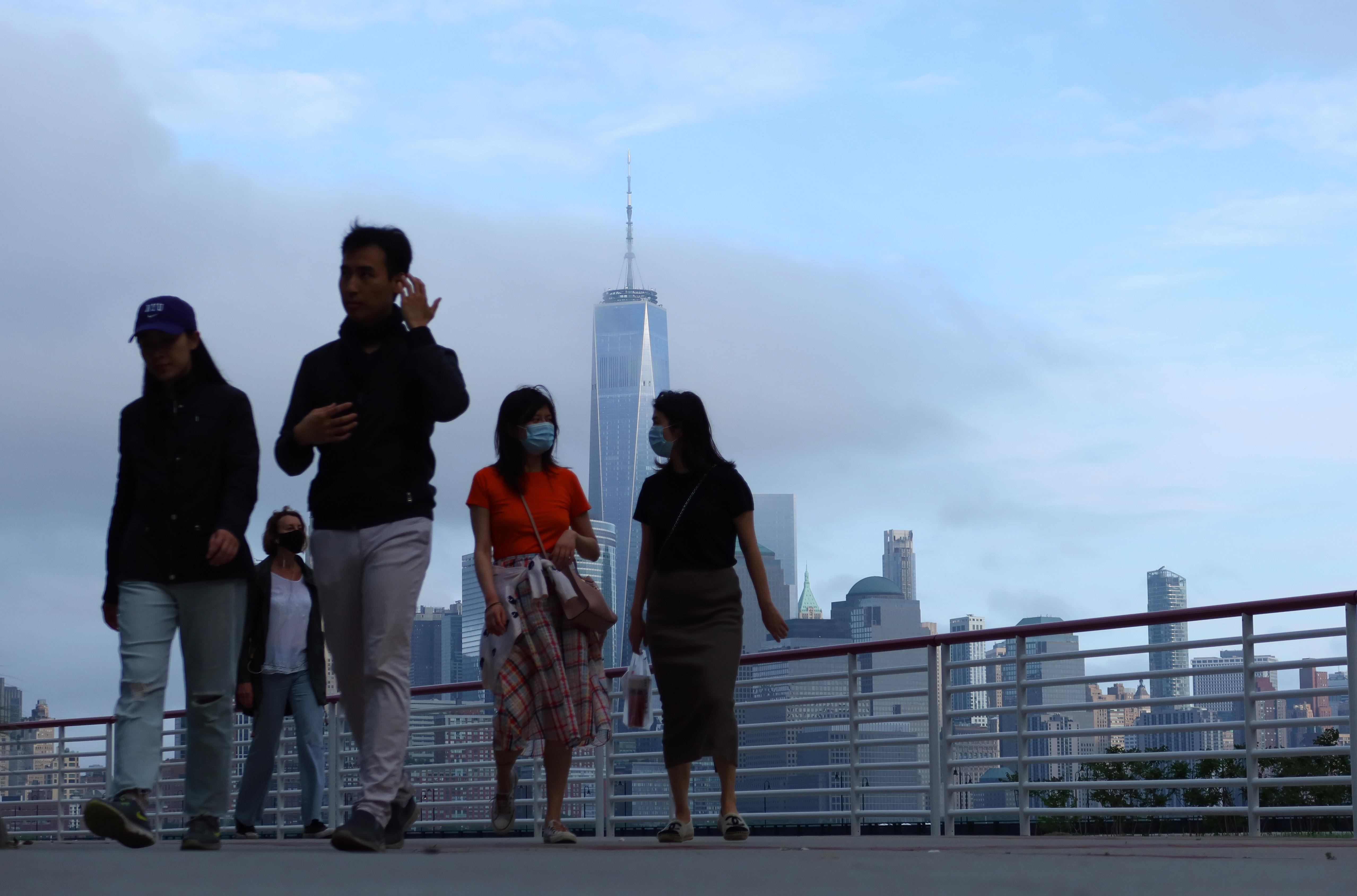 New York City targets June 8 reopening date, marking a milestone