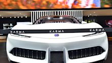 China's Karma electric car has tech-focused ecosystem