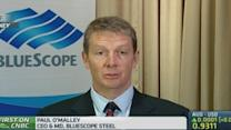 Bluescope Steel CEO: Confident of future growth